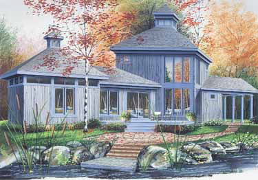 Modern House Plans | Select Home Designs
