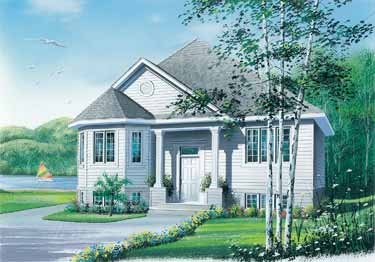 Cottage House Plans and Floor Plans | Select Home Designs