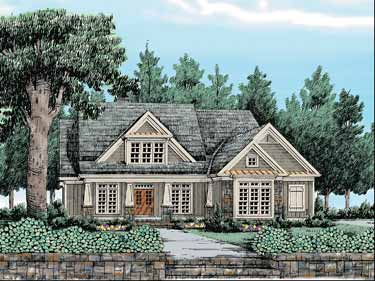 Bungalow House Plans and Bungalow Designs at BuilderHousePlans.