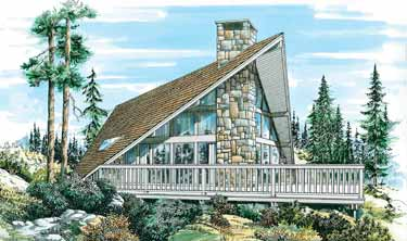 Frame House Plans | Select Home Designs