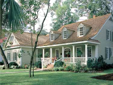 Cottage House Plans and Cottage Designs at BuilderHousePlans.