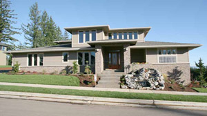 Prairie Style Home Designs Find House Plans