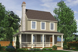 Traditional House Plans, Traditional Home Plans, and Traditional
