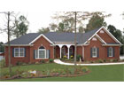 Three Bedroom Ranch House Plan HOMEPW02945 - Case Study