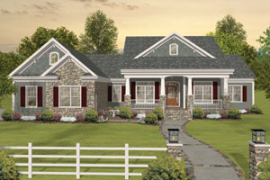 Single Story Floorplans on large 2 bedroom home plans with 5 car garages