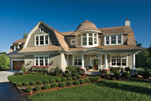 Shingle Style Home Plans - Shingle Style Style Home Designs from ...