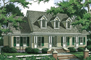 House Plans = DesignHouse - Southern House plans - Traditional