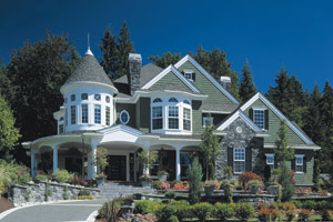 Victorian Home Plans - Victorian Style Home Designs from HomePlans.