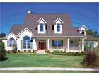 Four Bedroom Country Style House Plan HOMEPW06824