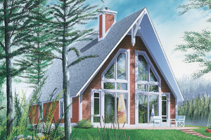 European House Plans at Dream Home Source | European Home Styles