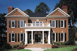Neoclassical Home Plans - Neoclassical Style Home Designs from