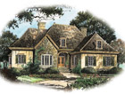 French Country Floor Plans