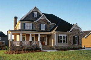 Story Home Plans - 2 Story Home Designs from Homeplans.com