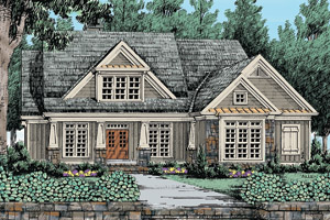 Arts And Crafts Style Homes Floor Plans