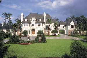 Chateauesque Style Homes