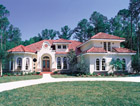 Five Bedroom Italianate House Plan HOMEPW13343 - Case Study