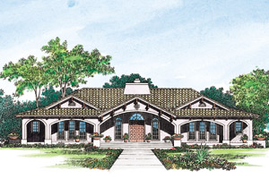 Our Southwest House Plans - Direct from the Designers House Plans