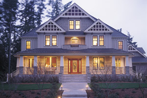 Three Story Home Plans at Dream Home Source | Three Story Homes