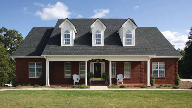 Three Bedroom Country Home Plan - HOMEPW03005