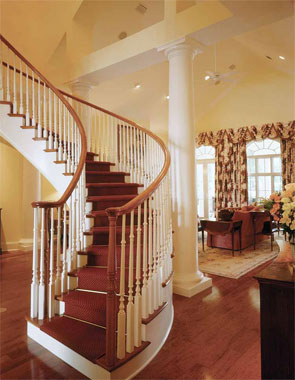 Circular Staircase - HOMEPW03692