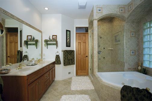 Master Bath - HOMEPW09939
