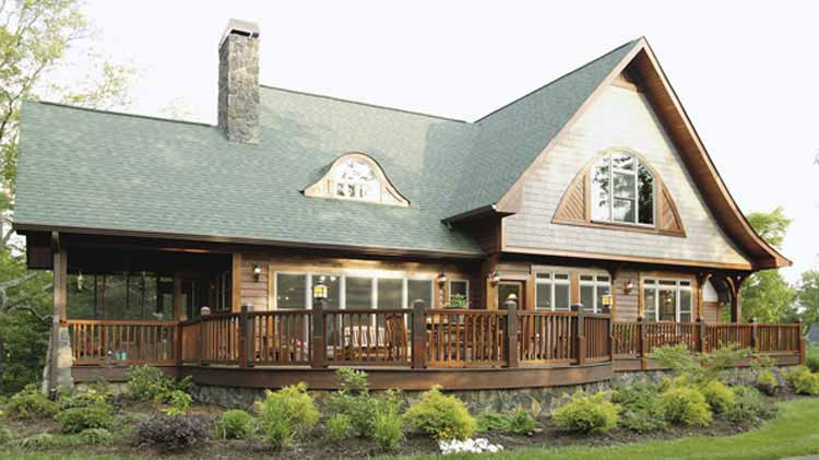 Three Bedroom Country Style Home Plan - HOMEPW11451