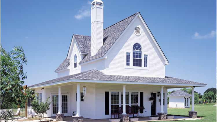 Three Bedroom Cottage Style Home Plan - HOMEPW11633